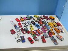 lot matchbox corgi toys