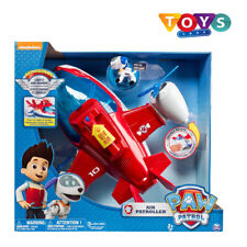 Paw Patrol Air Patroller Playset Toy Plane Helicopter Lights & Sounds ,Robopup