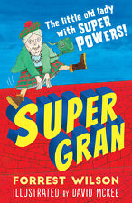 SUPERGRAN by Forrest Wilson NEW BOOK DirectFrmPublisher PAPERBACK Marvel DC 2016