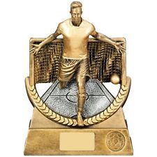 Super Triumph Male Goal Football Trophy Gold Award 3 sizes FREE Engraving RF534