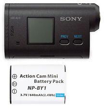 Duragadget 1220mAH Power Battery per l/'uso con GoPro HERO 5-AHDBT 501