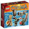 LEGO LEGENDS OF CHIMA 'CROCODILE TRIBE PACK' #70231
