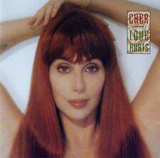 Cher: Love Hurts/CD (Geffen Ged 24427-gefd 24427)