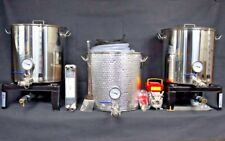 50ltr Deluxe microbrewery, with pump and heat X