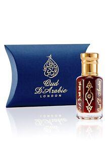 ROYAL ROOH AL MISK DEER MUSK 3ML BY OUD D'ARABIE HIGH PERFUME OIL ATTAR ITTAR