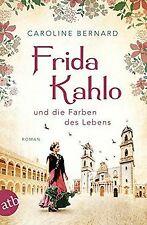 Frida Kahlo und die Farben des Lebens: Roman (Mutig... | Buch | Zustand sehr gut