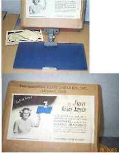 NOS 40 41 42 43 44 45 46 47 48 Accessory GLARE SHIELD CHEVY FORD DODGE CHEVROLET