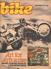 Bike 1977 Royal Enfield India 350 VW Trike CB400F2 Honda CB400T CB BMW R60/7 R60