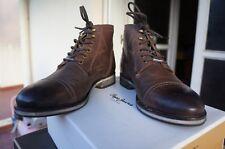 Pepe Jeans Baltic, Chaussures à lacets Homme, Marron (878Brown), 44 EU