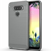 Lg K50S Case Phone Cover Protective Case Bumper Shell Pouch Grey