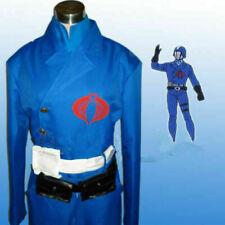 Details about  /Cobra Commander Sideshow Premium Format Cosplay Costume Pins Black Cape Hood