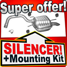 Rear Silencer LANCIA LYBRA 1.9 2.4 JTD 1.6 1.8 2.0 since 1999 Exhaust Box JJK