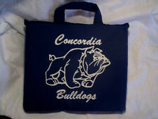 CONCORDIA BULLDOGS SEAT CUSHION,Nebraska,football,basketball,university,baseball