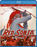 RED SONJA: QUEEN OF PLAGUES (BLU-RAY + DVD COMBO PACK) (BLU-RAY) (BLU-RAY)