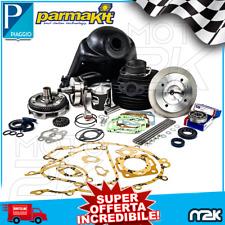 Elaborazione Racing PARMAKIT Modifica da 125 a 130 Piaggio Vespa Et3 Primavera