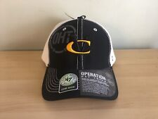 NWT VCU Rams '47 Operation Hat Trick OHT Trucker Adjustable Hat One Size Seals