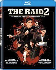 The Raid 2 [New Blu-ray] UV/HD Digital Copy, Widescreen, 2 Pack, Ac-3/Dolby Di