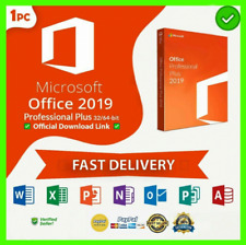 MICROSOFT®OFFICE 2019 key professional plus For Win, 32/64 bit ⭕⭕