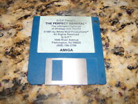 """The Perfect General for the Commodore Amiga on 3.5"""" floppy disk(s)"""