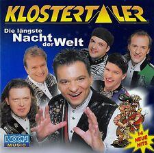 DIE KLOSTERTALER : DIE LÄNGSTE NACHT DER WELT / CD - TOP-ZUSTAND