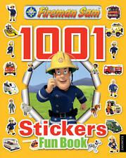 Fireman Sam: 1001 Stickers Fun Book by Egmont Publishing UK (Paperback, 2012)