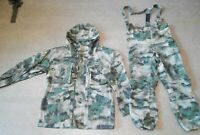 Russian Army Spetsnaz Combat suit camouflage «Gorka-8 A-TACS FG» US size M/R