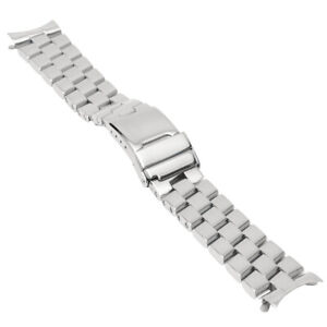 22MM WATCH BAND BRACELET FOR BREITLING 'OLD COLT B1/B2 FIGHTER WATCH POLISH