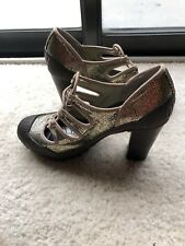 DKNY Women Shoes Size 6 /36 Helena Champagne