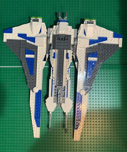 LEGO Pre Vizsla's Mandalorian Fighter 9525 Complete Ship No Minifigures