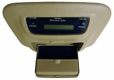 04 05 06 Toyota Sienna Rear Roof Mounted Audio Radio Controls AUX Port 3.5mm OEM