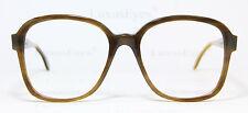 Individuell Büffelhorn Brille Lunettes Eyeglasses Buffalo Horn Vintage 554 55-19