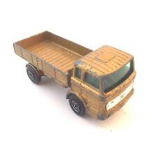 MATCHBOX LESNEY SERIES N°1 MERCEDES BENZ  TRUCK (camion)