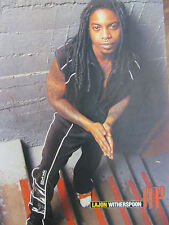 Sevendust, Lajon Witherspoon, Full Page Pinup