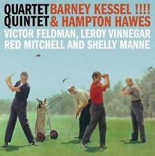 Barney Kessel and Hampton Hawes  Quartet Quintet