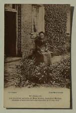 Carte postale - Une ancienne servante de Mme Bovary, à RY (Seine-Inf.)