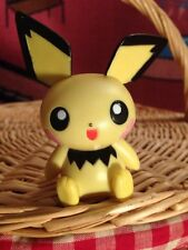 Pichu Electronic Talking Pokemon Light Up Figure Hasbro Tomy Nintendo GO Rare!!!