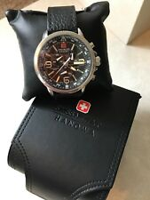 Swiss Military Hanowa Mens Stainless Steel 6-4224.04.007 Watch