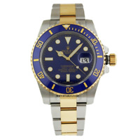 Rolex 116613 Oyster Perpetual Submariner Date 40mm Stainless Watch Ret: $13,400
