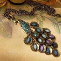 Vintage Jewelry Boho Long Chain Fashion Necklaces & Pendants For Women Statement
