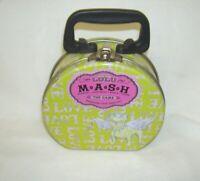 Vintage Miniature Metal Lunchbox Lulu MASH