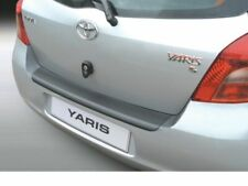 RGM Black Rear Bumper Guard For Toyota Yaris 2006 - 2008