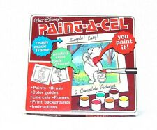 Paint-A-Cel Winnie the Pooh Disney Vintage