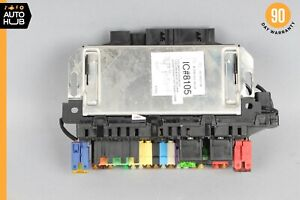 03-12 Mercedes R230 SL500 SL55 SLR Rear SAM Fuse Box Relay Module 2305454032 OEM