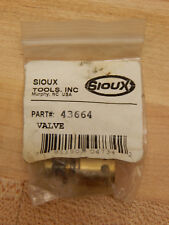 Sioux Tools 43664 Valve Assembly Replacement Part for High Speed Air Grinder +