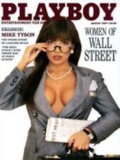 August 1989  Playboy
