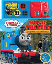 Thomas & Friends Movie Theater Storybook & Movie Projector by Thomas and Friends