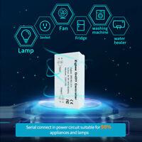 Smart Home Zigbee Wireless Switch Module For Echo/Smart Things Hub Module 10A