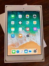 MINT! Apple iPad mini 2 64GB   RETINA   Wi-Fi+Cellular (Verizon) 7.9in - Silver