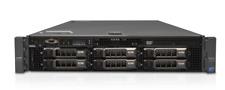 DELL POWER EDGE R710 , 3.5' 2 x X5650, 72GB  , 2 x 300GB, All Caddies, DUAL PSU.