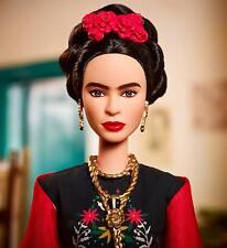 FRIDA KHALO BARBIE DOLL Inspiring Women Series Mexican Artist Khalo NEW IN BOX